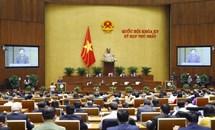 Ngày 23/7, Quốc hội tiếp tục thảo luận về kinh tế - xã hội và tài chính quốc gia