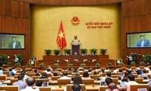 Hôm nay, Quốc hội trình danh sách đề cử bầu Chủ tịch nước