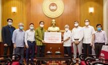 UBTƯ MTTQ Việt Nam phân bổ 46 tỷ đồng hỗ trợ công tác phòng, chống dịch