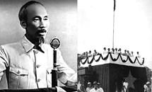 76 năm Quốc khánh 2/9: Tuyên ngôn Độc lập - ý chí và khát vọng của dân tộc Việt Nam