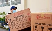 T&T Group bàn giao 8,5 triệu bộ bơm kim tiêm phục vụ chiến dịch tiêm phòng COVID-19