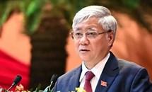 Chủ tịch Đỗ Văn Chiến kêu gọi nhân dân phát huy truyền thống yêu nước, chấp hành nghiêm các quy định về phòng, chống dịch
