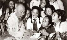 Hiện thực hóa khát vọng độc lập - tự do - hạnh phúc cho nhân dân của Chủ tịch Hồ Chí Minh