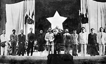 Thể chế dân chủ và pháp quyền nhân nghĩa trong buổi đầu khởi dựng Nhà nước cách mạng Việt Nam dưới ánh sáng tư tưởng Hồ Chí Minh