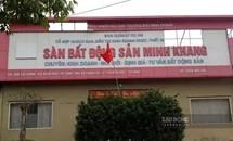 Khởi tố vụ án 'Lừa đảo chiếm đoạt tài sản' xảy ra tại dự án Minh Khang