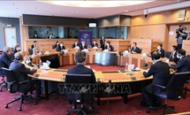 Chuyến thăm của Chủ tịch Quốc hội Vương Đình Huệ nâng tầm quan hệ Việt Nam - EU