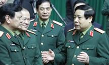 Đại tướng Phùng Quang Thanh - vị tướng tài, trọn nghĩa vẹn tình