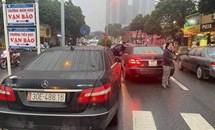 Tăng gấp 10 lần mức xử phạt với hành vi làm biển số xe ô tô giả