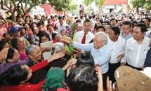 Thực hành dân chủ xã hội chủ nghĩa, phát huy sức mạnh đại đoàn kết toàn dân tộc theo tinh thần Nghị quyết Đại hội XIII