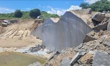 Cần quyết liệt ngăn chặn khai thác đá trái phép ở Đắk Pơ, Gia Lai