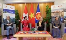 Ngày Việt Nam tại Thụy Sĩ 2021