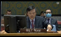 Việt Nam khẳng định giải quyết gốc rễ xung đột là chìa khóa xây dựng quốc gia hòa bình bền vững