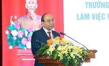 Chủ tịch nước Nguyễn Xuân Phúc: Xây dựng Tòa án và nền tư pháp công khai, minh bạch