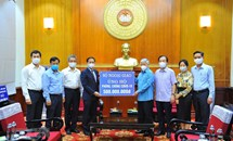Phân bổ 20,619 tỷ đồng hỗ trợ tỉnh Phú Thọ, Quảng Nam, Yên Bái và thành phố Hà Nội phòng, chống dịch