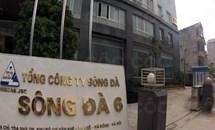 Ba nguyên cán bộ Công ty Sông Đà 6 lĩnh án tù