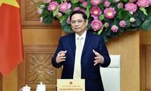 Thủ tướng đồng chủ trì Đối thoại chiến lược quốc gia Việt Nam và WEF