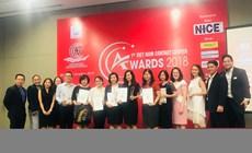 SeABank nhận giải thưởng Dịch vụ chăm sóc khách hàng xuất sắc