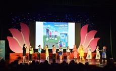 Liên hoan tuyên truyền măng non 6 tỉnh khu vực miền Trung