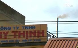 """Vụ dân """"tố"""" doanh nghiệp gây ô nhiễm môi trường tại Quốc Oai: Văn phòng Chính phủ đề nghị Hà Nội xử lý"""