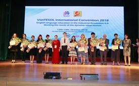 Hội thảo Quốc tế VietTESOL 2018: Đào tạo tiếng Anh đáp ứng nhu cầu thị trường lao động trong thời đại 4.0