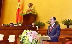 Thực trạng, những vấn đề đặt ra hiện nay trong hoạt động phản biện xã hội của MTTQ Việt Nam
