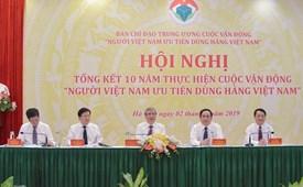 10 năm khơi dậy niềm tự hào hàng Việt Nam