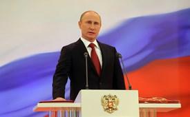 Nước Nga sau 20 năm cầm quyền của Tổng thống V. Putin