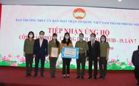 MTTQ Việt Nam Thành phố Hà Nội tăng cường khối đại đoàn kết toàn dân trong tình hình mới