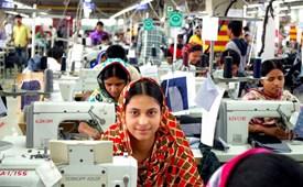 Vai trò của lao động nữ trong tăng trưởng GDP toàn cầu