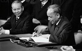 Nguyễn Duy Trinh - nhà ngoại giao xuất sắc