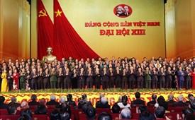 Những kết quả nổi bật công tác tổ chức xây dựng Đảng từ sau Đại hội XIII