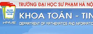 Khoa Toán - Tin Đại học sư phạm Hà Nội