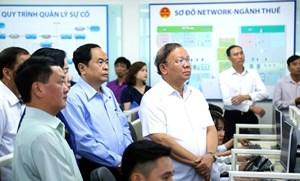 MTTQ Việt Nam góp phần quan trọng vào công tác cải cách hành chính