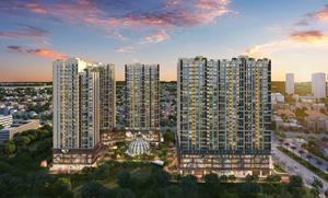 Hà Nội có thêm dự án căn hộ được phủ kính Low-E