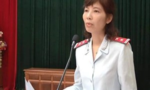 Em gái bà Kim Anh cũng có mặt trong đoàn thanh tra của Bộ Xây dựng