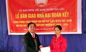 MTTQ tỉnh Hải Dương góp phần tăng cường sức mạnh đoàn kết toàn dân
