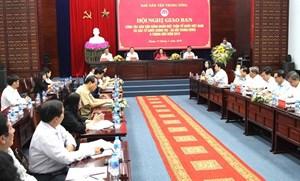 Hoàn thiện thể chế, chính sách cho hoạt động của Mặt trận và các tổ chức thành viên