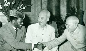 Chủ tịch Tôn Đức Thắng - Biểu tượng sức mạnh đại đoàn kết dân tộc