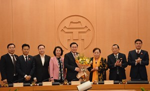 Đồng chí Vương Đình Huệ giữ thêm trọng trách mới