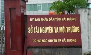 Hải Dương: Xí nghiệp vận tải Kim Chính cho thuê đất trái luật