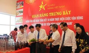 Tuyên Quang: Chuyển biến mạnh mẽ trong ý thức sản xuất và tiêu dùng hàng Việt