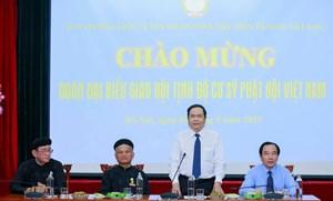 Lựa chọn những cá nhân tiêu biểu tham gia Ủy ban Trung ương MTTQ Việt Nam