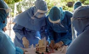 Bộ Y tế hướng dẫn tạm thời việc gộp mẫu xét nghiệm SARS-CoV-2