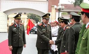 Đại tướng Tô Lâm: Phát huy truyền thống anh hùng, lực lượng An ninh nhân dân Việt Nam phấn đấu hoàn thành xuất sắc nhiệm vụ