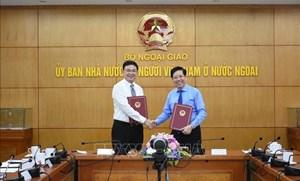 Phát huy vai trò của kiều bào trong việc quảng bá, tiêu thụ hàng Việt Nam