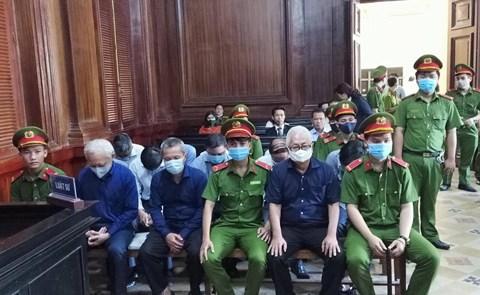 """Xét xử """"Đại án DONGABank"""": Luật sư đề nghị cơ quan tố tụng xem xét lại quan điểm làm ảnh hưởng đến quyền lợi của chủ đầu tư Vĩnh Thái tại dự án KĐT Mỹ Gia"""