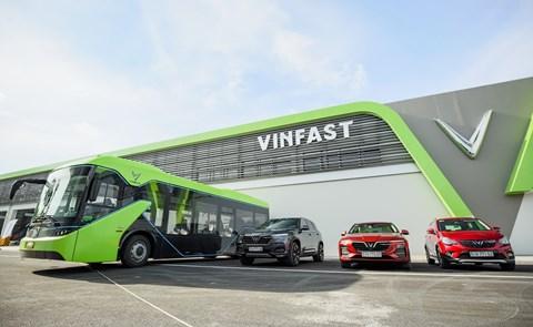 VinBus chính thức hoạt động tại Phú Quốc