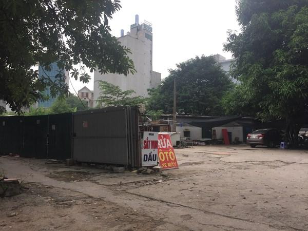 Hà Nội: Sai phạm quản lý quy hoạch, đất đai tại Mễ Trì
