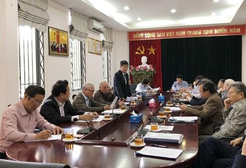 Mặt trận Tổ quốc Thành phố Hà Nội: Phản biện việc rà soát, điều chỉnh quy hoạch phòng, chống lũ