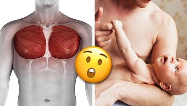 8 điều kỳ lạ chẳng mấy ai biết về cơ thể đàn ông
